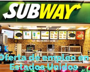 Subway Estados Unidos