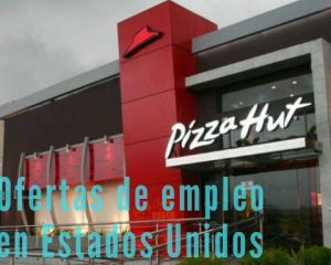 Pizza Hut Estados Unidos