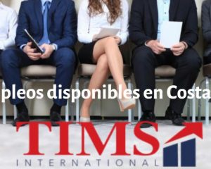 Tims International empleos Costa Rica